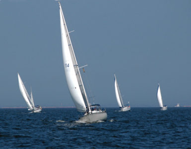 WYC sail 385x300 WYC Charity Regatta Benefiting Sailing Angels