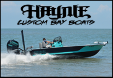 Haynie Custom Bay Boats