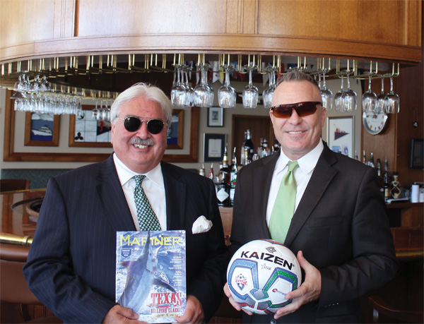 keyes clapp Gulf Coast Mariner to sponsor Hurricanes FC 2019 season
