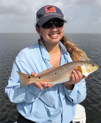 reds918 The Keys to Shallow Redfish Success